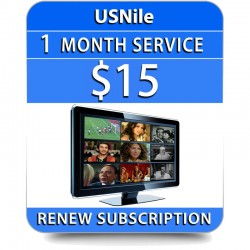 USNile 1 month subscription