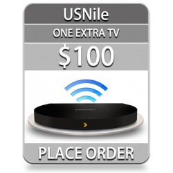 USNile One Extra TV