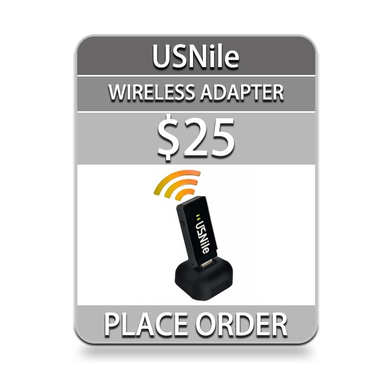 USNile Wireless adapter