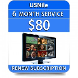 USNile 6 months subscription